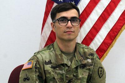 Soldier dies