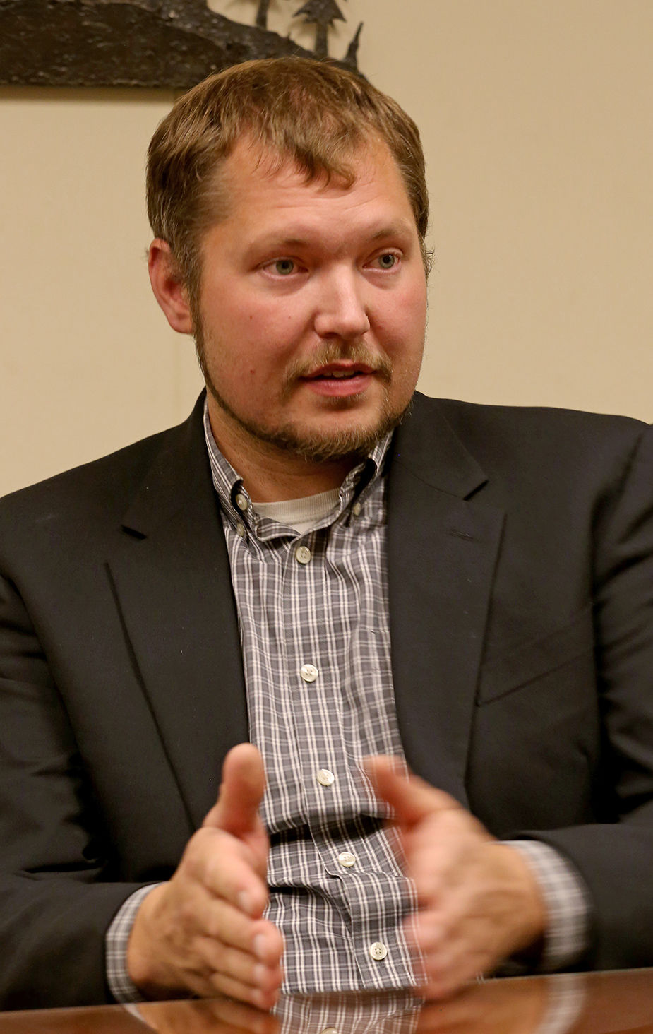 FNSB Mayor Bryce Ward