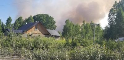 Montana Creek Fire