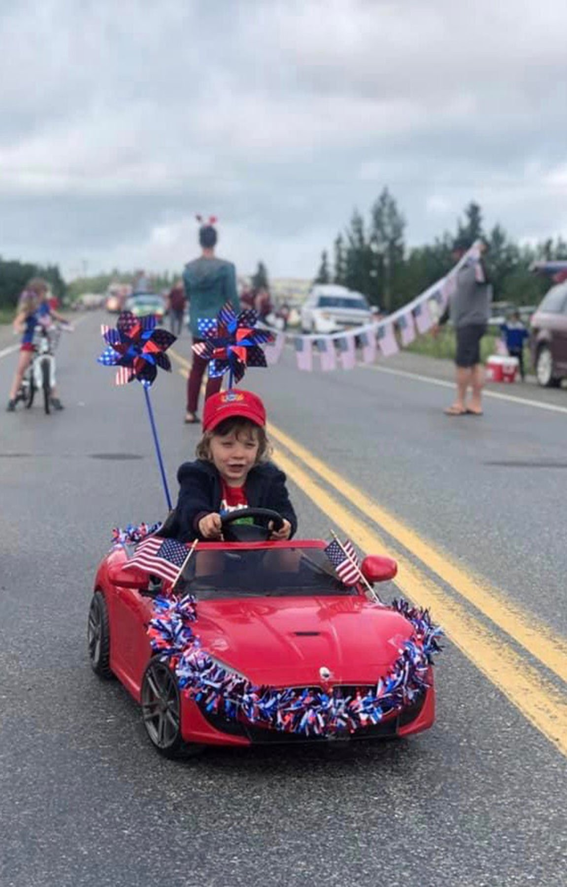 Healy Fourth of July 2019