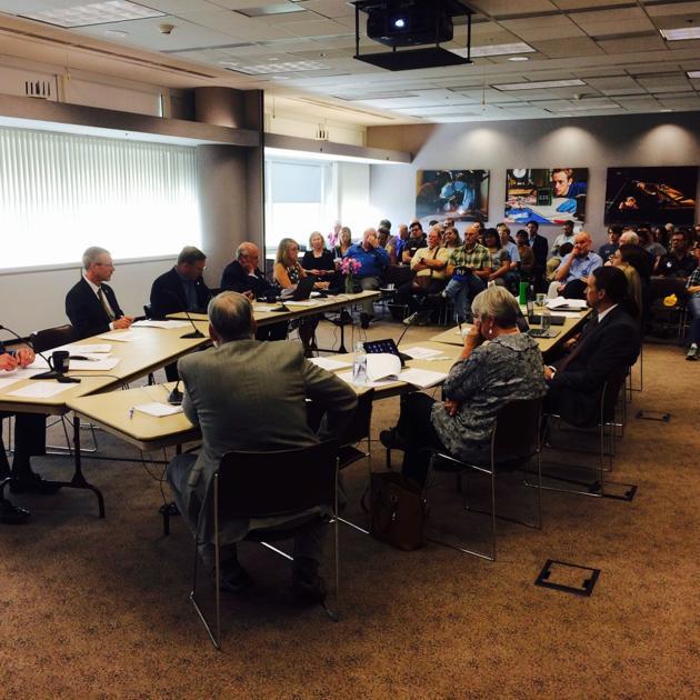 NOW: UA regents meets to declare financial crisis