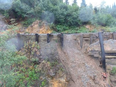 Alaska Railroad service
