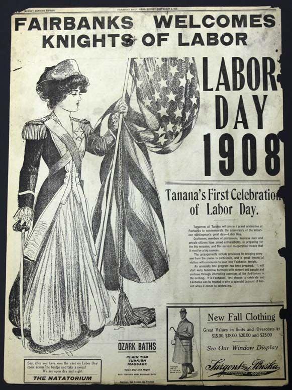 Labor Day 1908