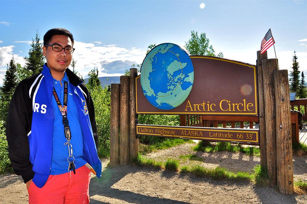 Alaska Latitude Map, Benedict Cabasal, Alaska Latitude Map