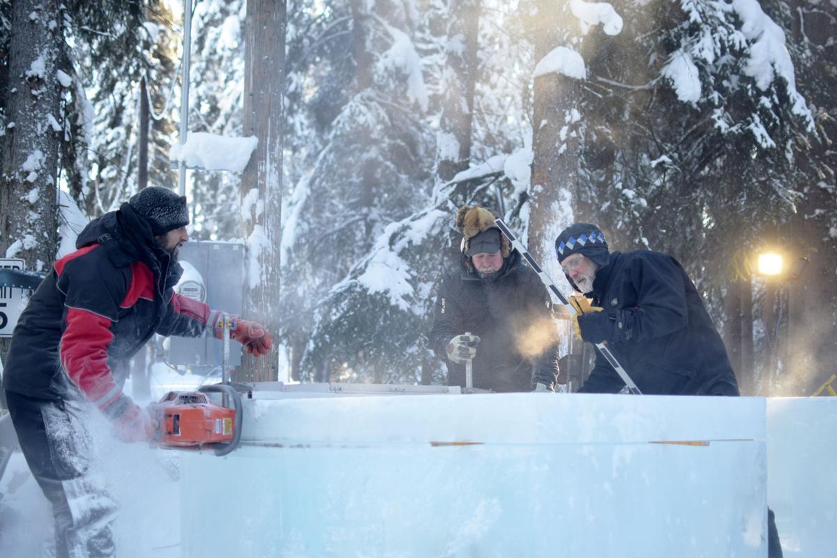 2020 World Ice Art Championships