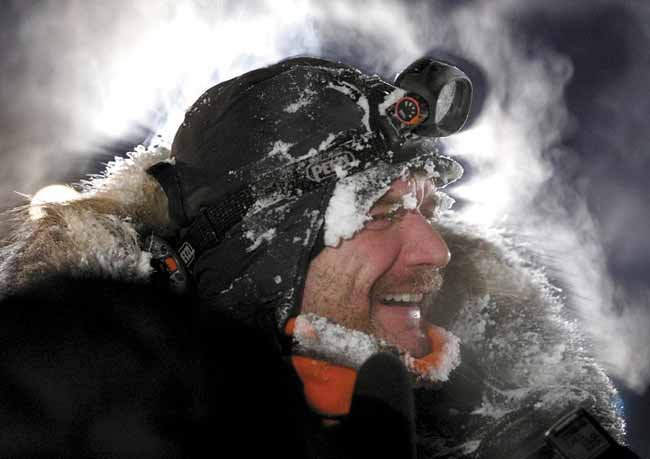 Mushers recall harsh experiences on Yukon Quest trail