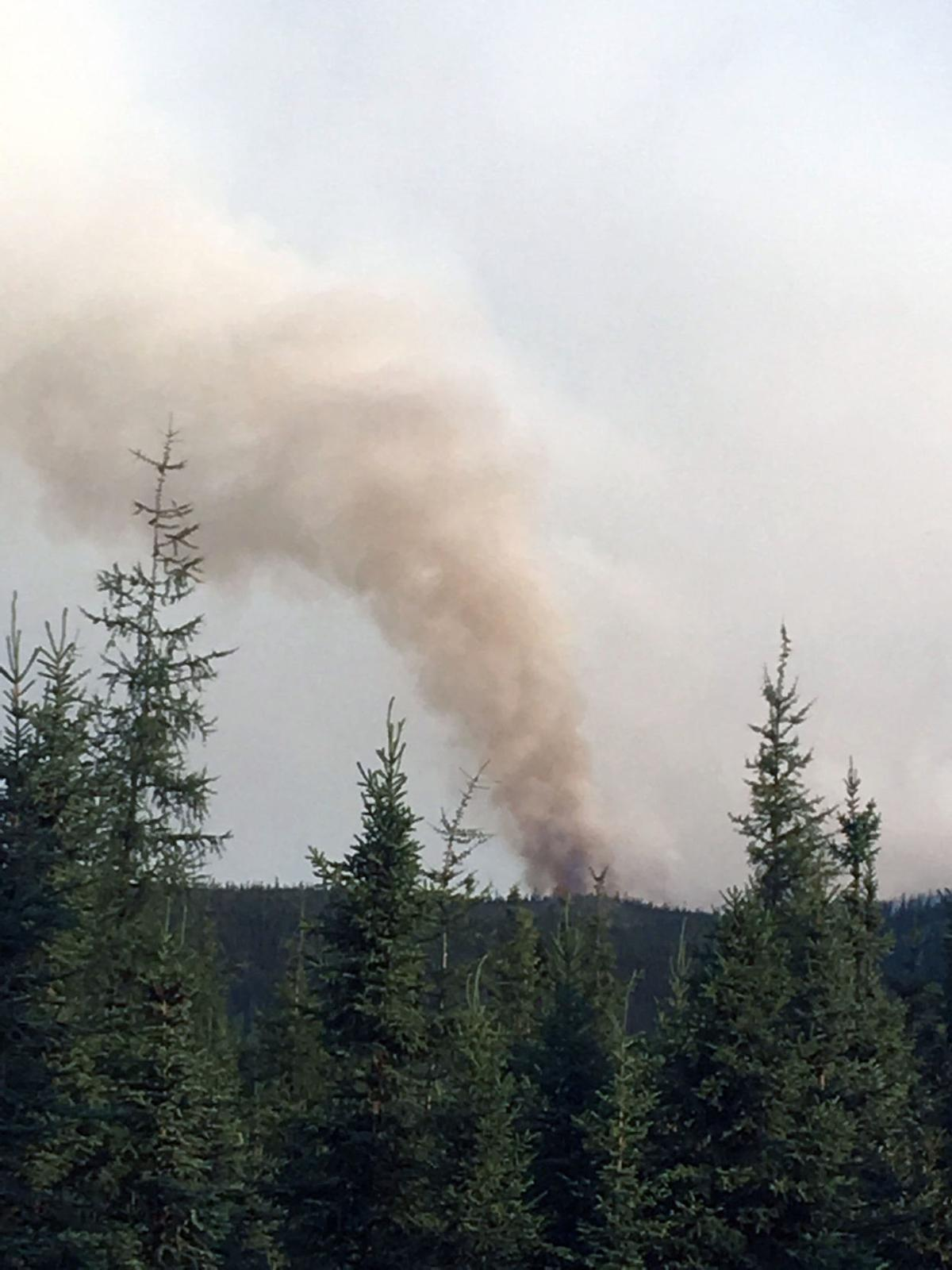 Nugget Creek Fire