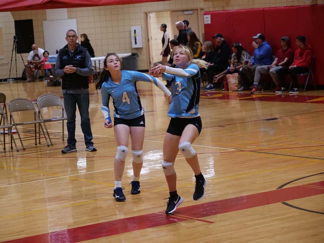 Hutch Volleyball