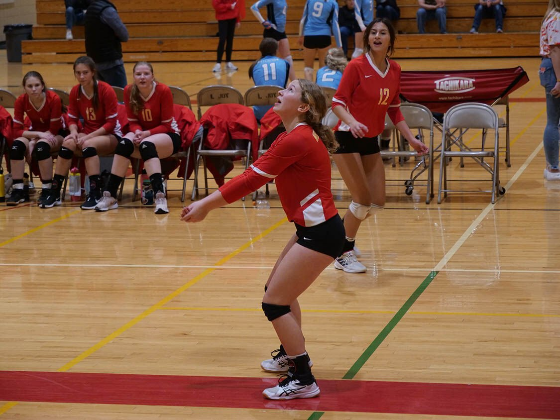 West Valley Volleyball