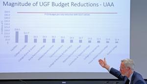 UA regents set to reconsider financial exigency Tuesday