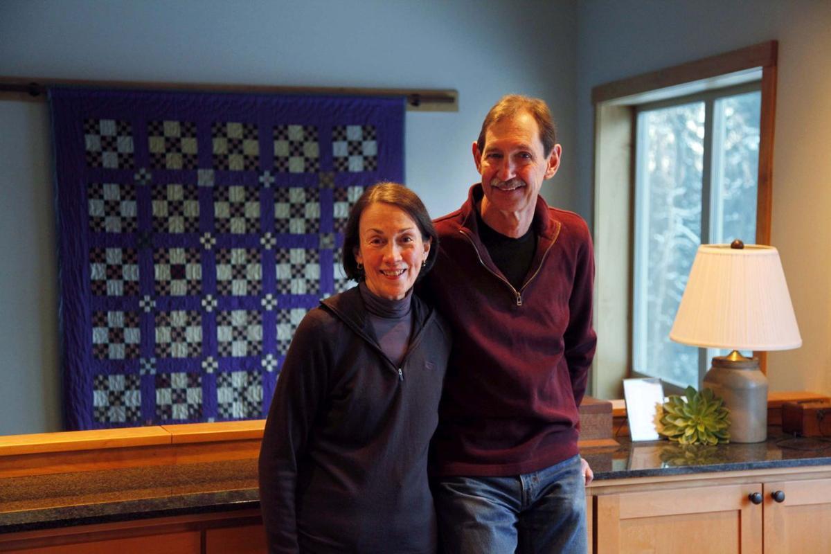 Margo Klass and Frank Soos