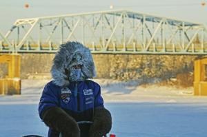 Yukon Quest officials enjoy quiet after hectic stay in Dawson City