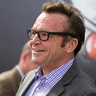 Comedian, actor Tom Arnold performing as Fairbanks Funny Festival finale