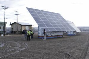 Alaska's largest rural solar project set to break ground in Kotzebue
