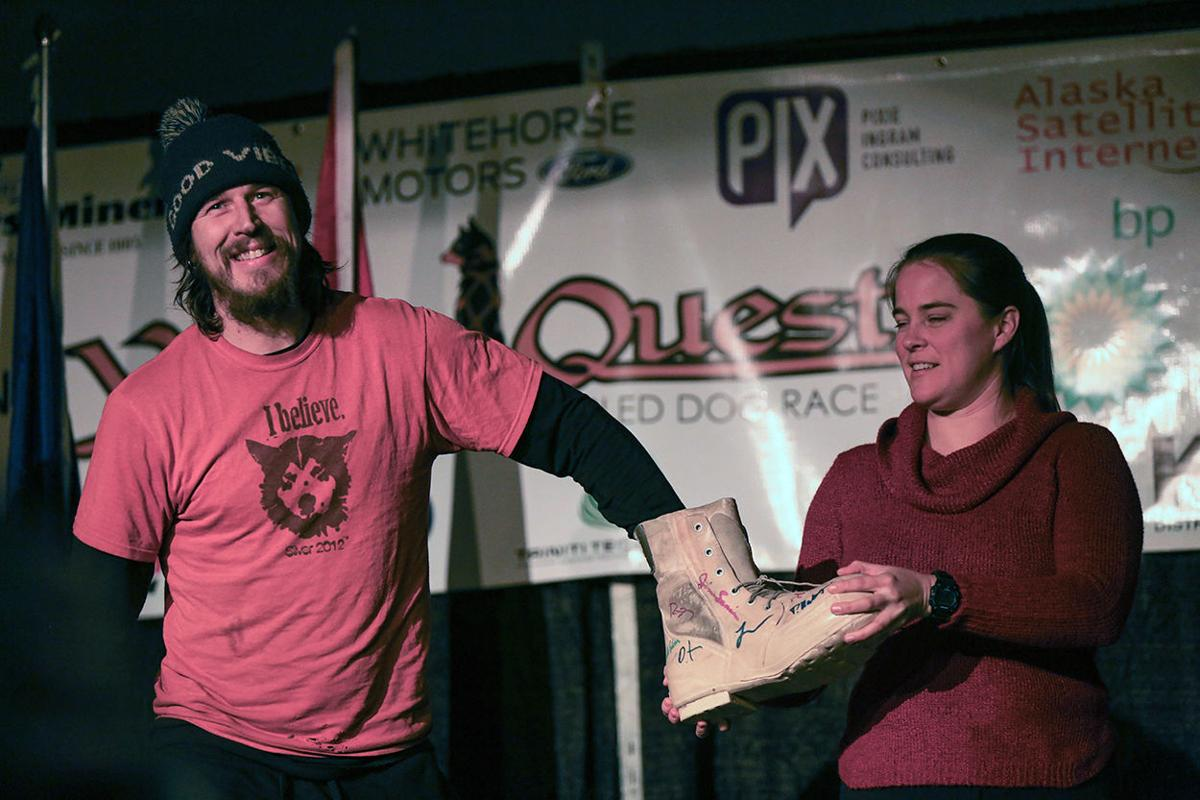 2019 Yukon Quest - prerace