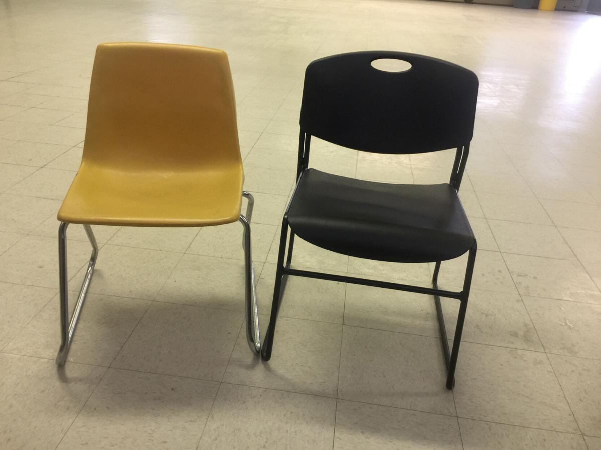 Community center chairs