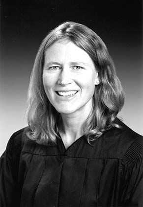 Fairbanks Superior Court Judge Bethany Harbison