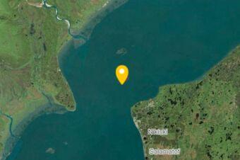 Hilcorp spill map