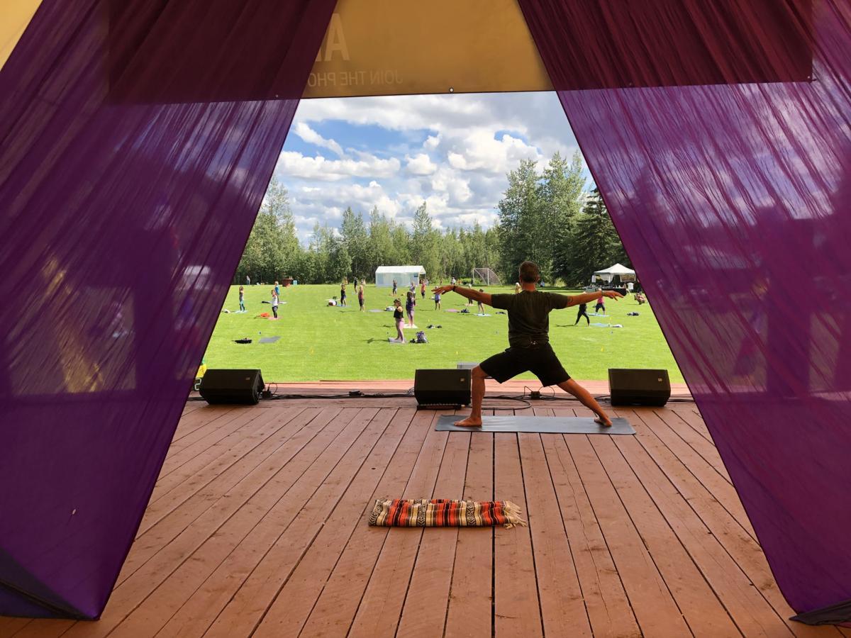 Alaska Yoga Festival