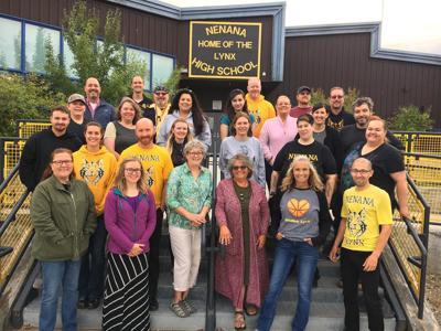 Nenana School fundraising to bring parents to granduation