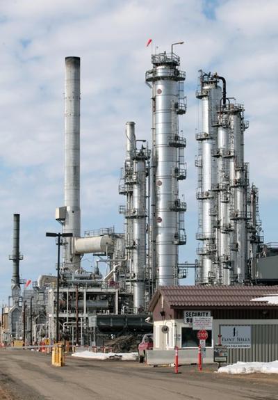 Flint Hills refinery
