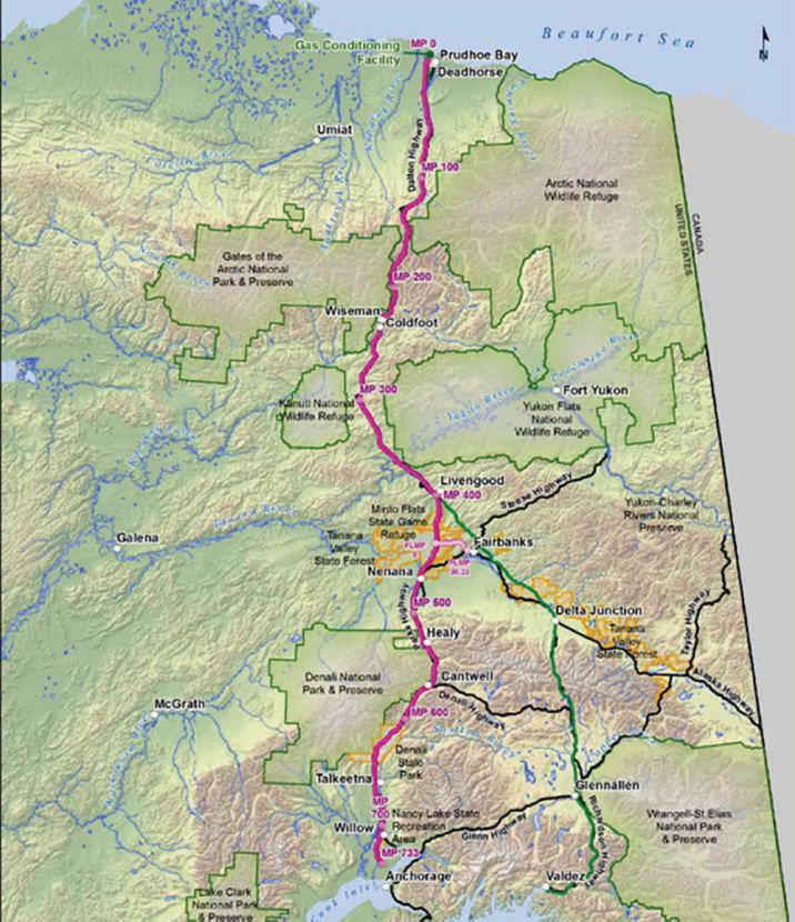 Alaska closer to getting gas pipeline, but project still isn\'t ...