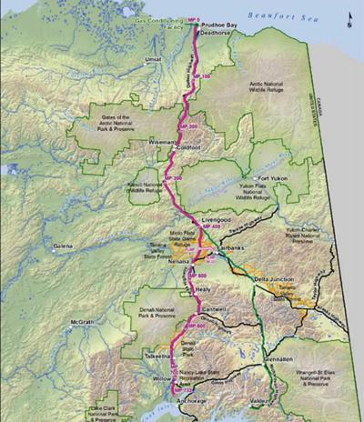 Alaska closer to getting gas pipeline, but project still isn