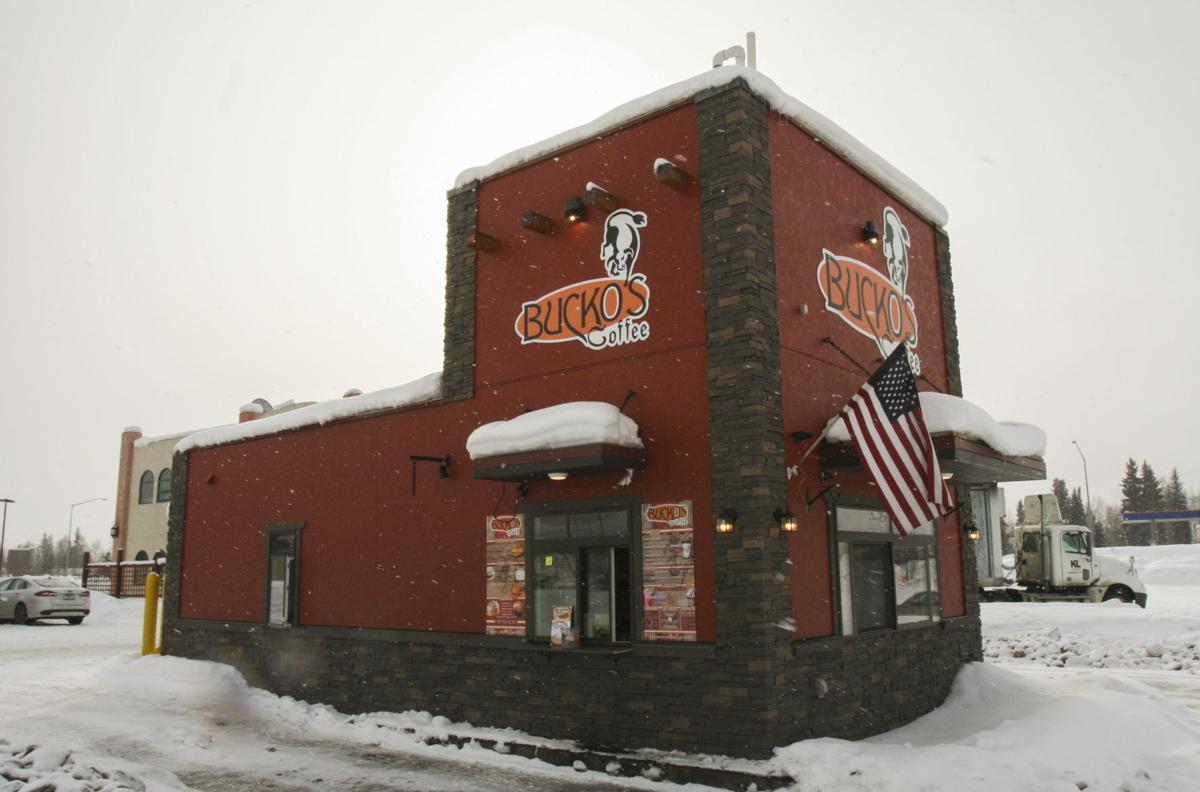 Bucko's Coffee shop