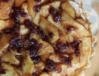 Harvest Apple Cheese Tart