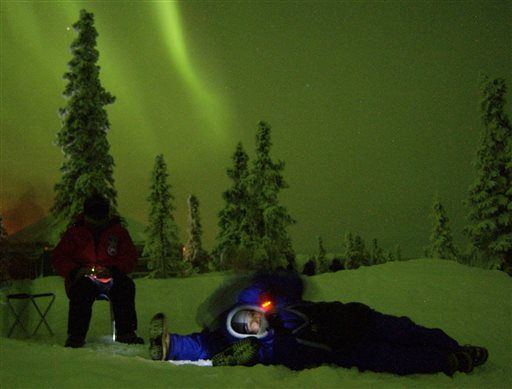Aurora Tourism
