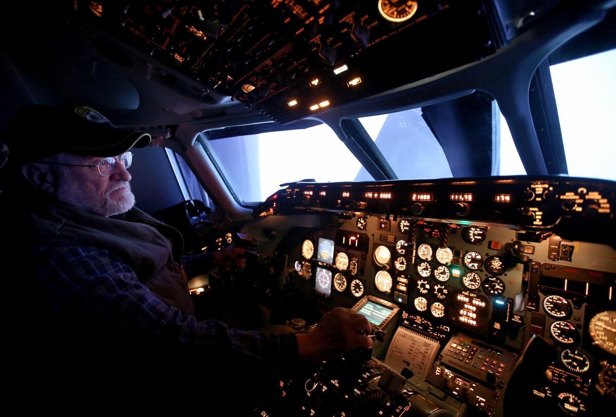 Everts Air's MD-80 Flight Simulator
