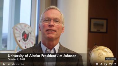 UA president video