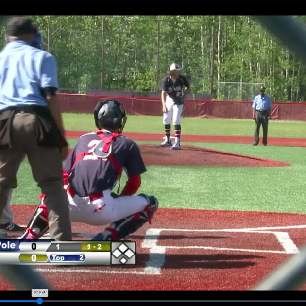 North Pole falls in DII semis after losing lead in 6th