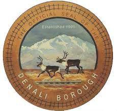 Denali Borough logo