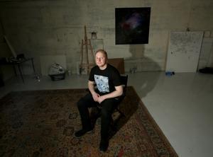 Fairbanks contemporary artist sells across nation, world