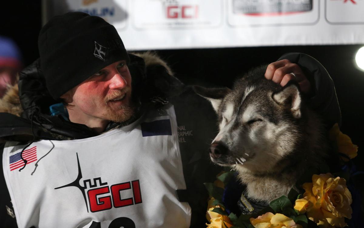 Dallas Seavey wins 2015 Iditarod