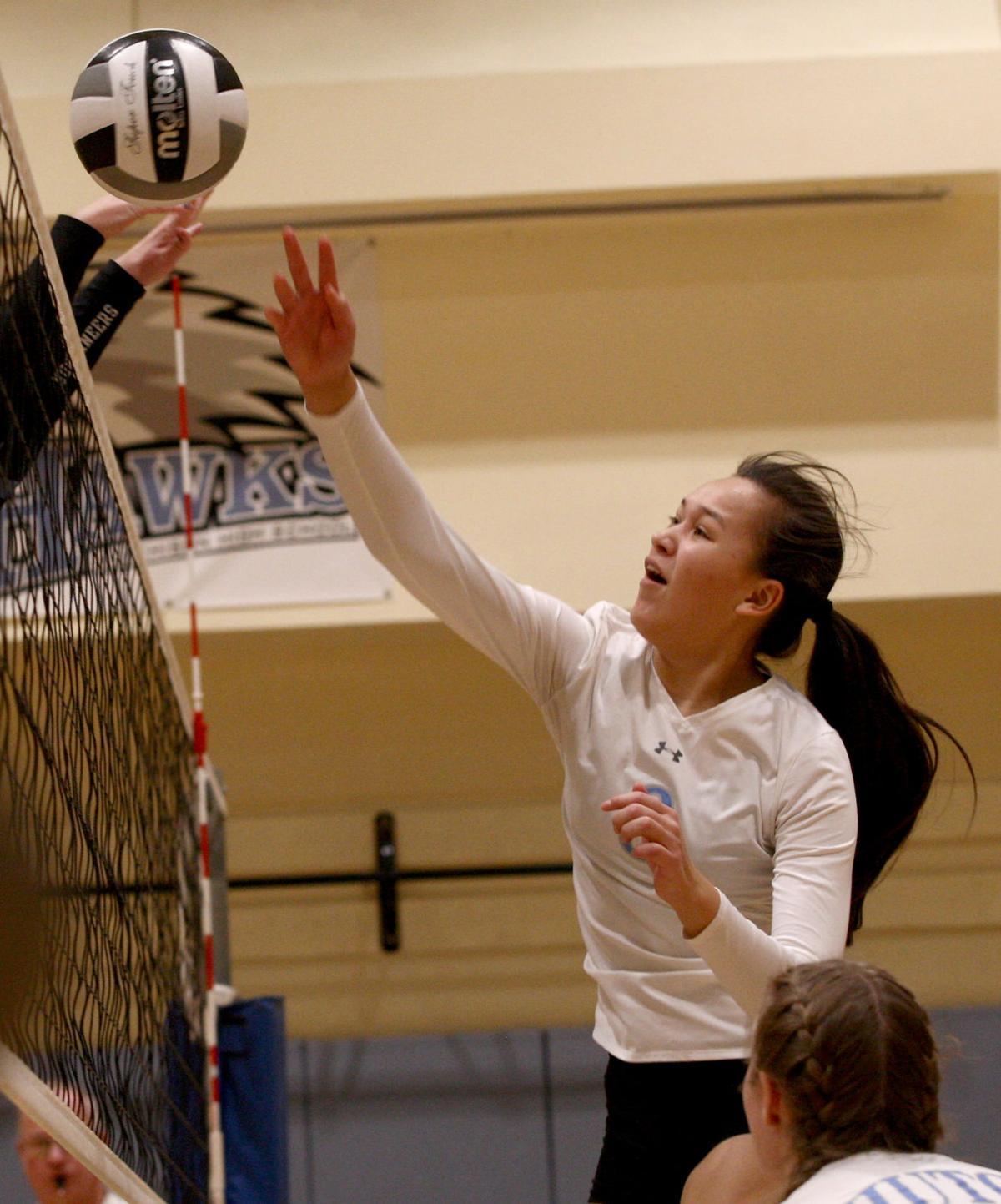 Hutchison volleyball