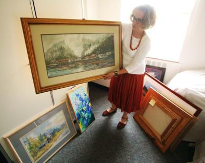Fairbanks Pioneers' Home Art Walk