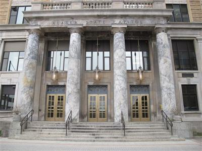 Budget could include money for study of deteriorating Alaska Capitol building