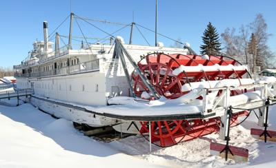 Riverboat Nenana Declared Structurally Unsound