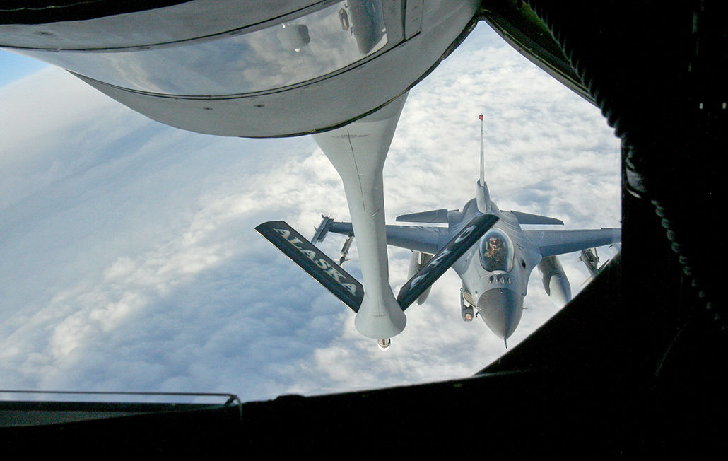 Air Refueling Mission