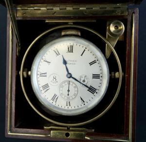 Family donates clock used in inaugural Nenana Ice Classic to UA Museum of the North