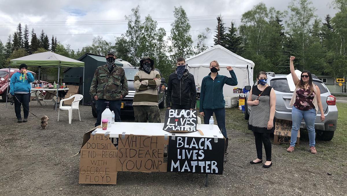 Black Lives Matter Camp