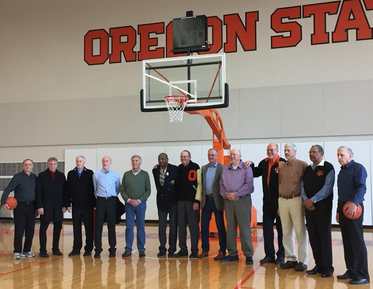 1966 Oregon State men's basketball team