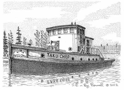 Taku Chief a relic of Interior Alaska's steamboat days