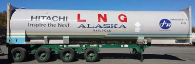 LNG container