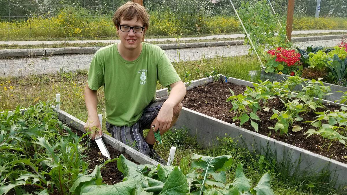 Erik Grazulis replanting