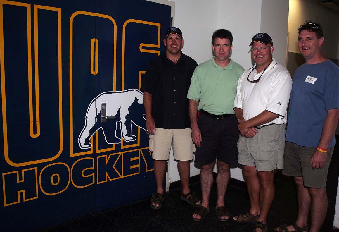 Uaf Nanooks Hockey Locker Room