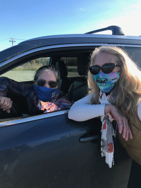 KUAC drive-up fundraiser