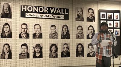 Honor Wall